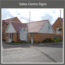 House Builders Signs