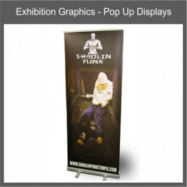 Exhibition Graphics & Show Stands