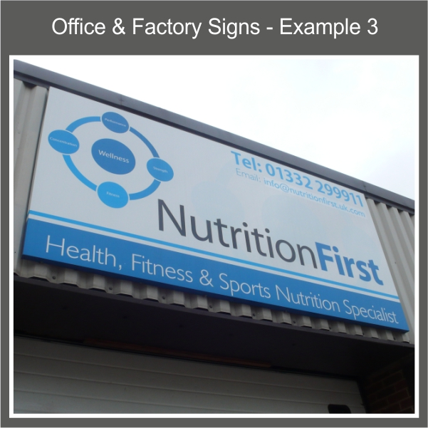 A Wide Range Of Signs Are Available For Offices Factories We Manufacture In House Directional Signage Corporate Door Name Plaques