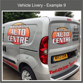 Vehicle Livery & Graphics